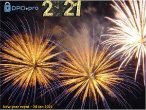 DPO-pro New Years Event avec la participation d'Alexandra Jaspar: présentation & enregistrement