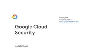 La sécurité de Google Cloud et le RGPD